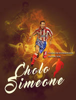 Cholo Simeone by InfiernoRojiblanco