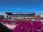Estadio Vicente Calderon by InfiernoRojiblanco