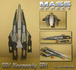 Paper SSV Normandy SR1