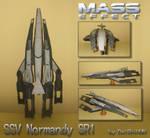 Paper SSV Normandy SR1