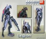 Legion Papercraft
