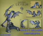 Frost Dragon - Viinturuth (Skyrim) Papercraft
