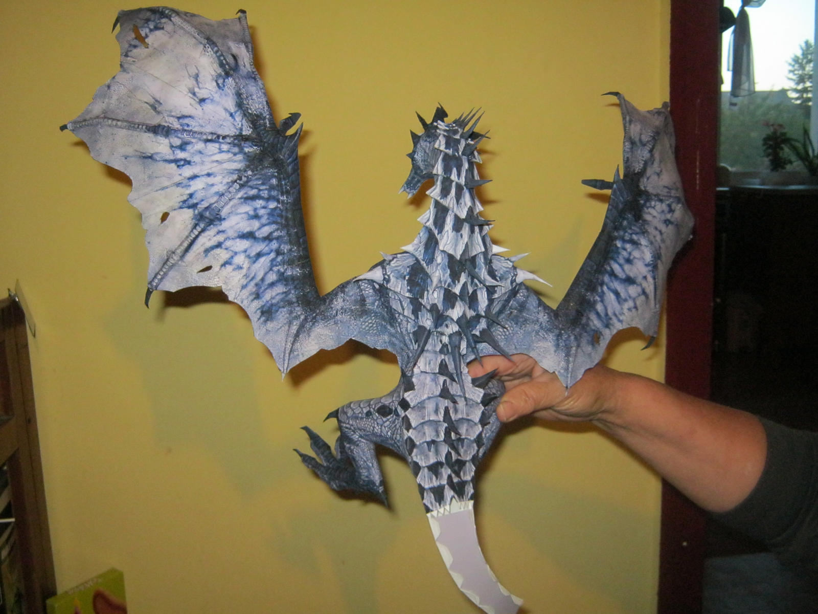 Frost Dragon Mk2 WIP by DaiShiHUN on DeviantArt