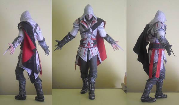 Ezio Auditore da Firenze Papercraft