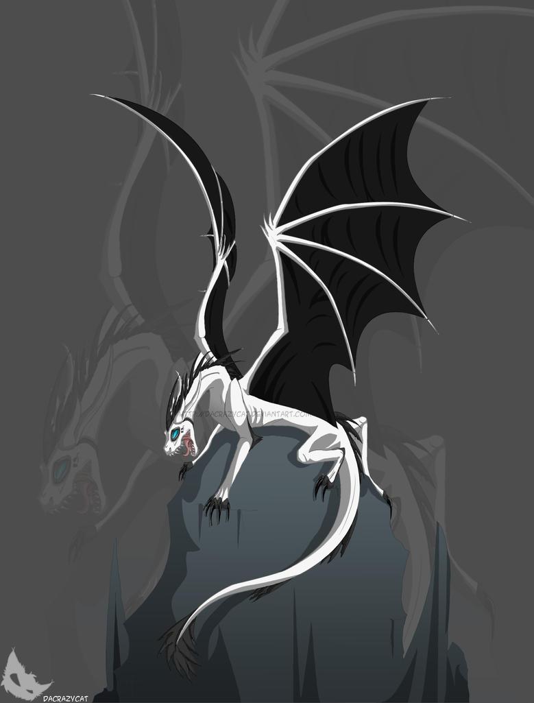 Crazz Dragon by dacrazycat
