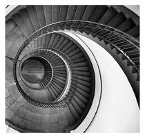 spiral stair two by mtribal