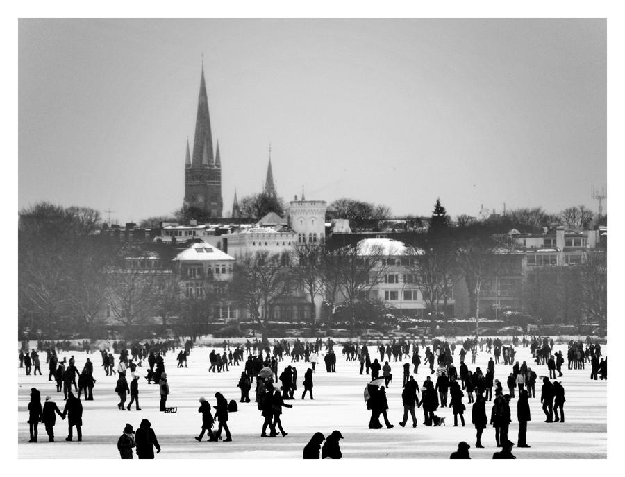 frozen alster two by mtribal