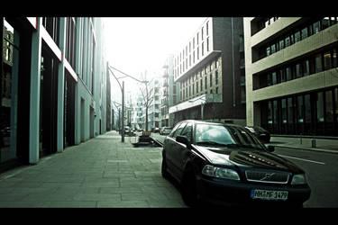 Hamburg City III by mtribal