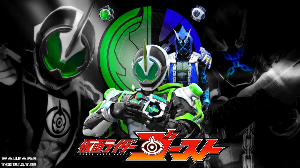 Kamen Rider Necrom: Kamen Rider Necrom X Kamen Rider Specter Wallpaper By