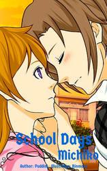 School Days: Michiko by PuddinL