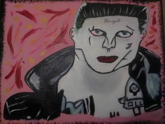 Jared Leto's Mister J by PuddinL