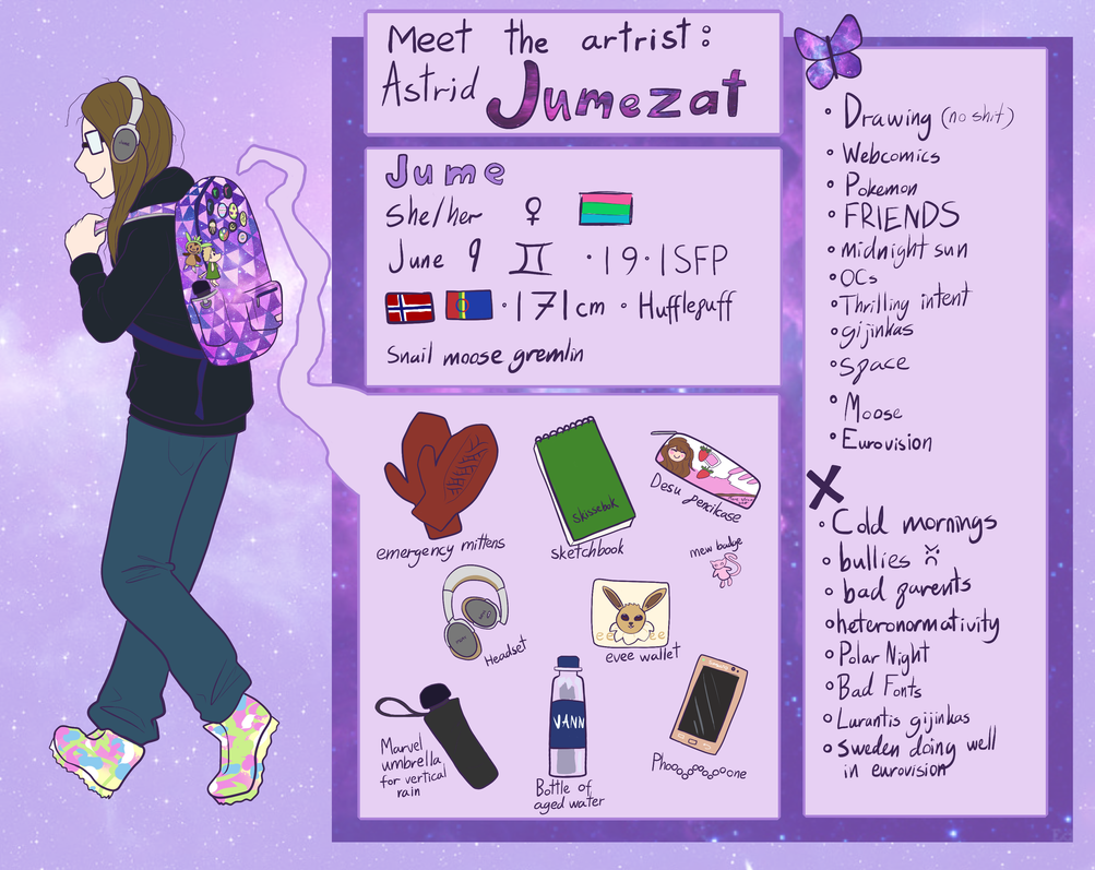 Meet the artist JUME by Jumezat