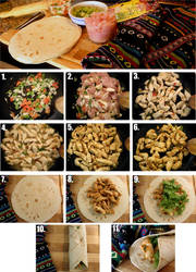 Fajitas by BeaWest