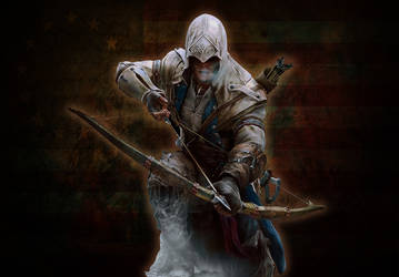 Assassin's Creed III Wallpaper by BeaWest