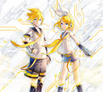 Kagamine Rin Len V3 ??? IDK...