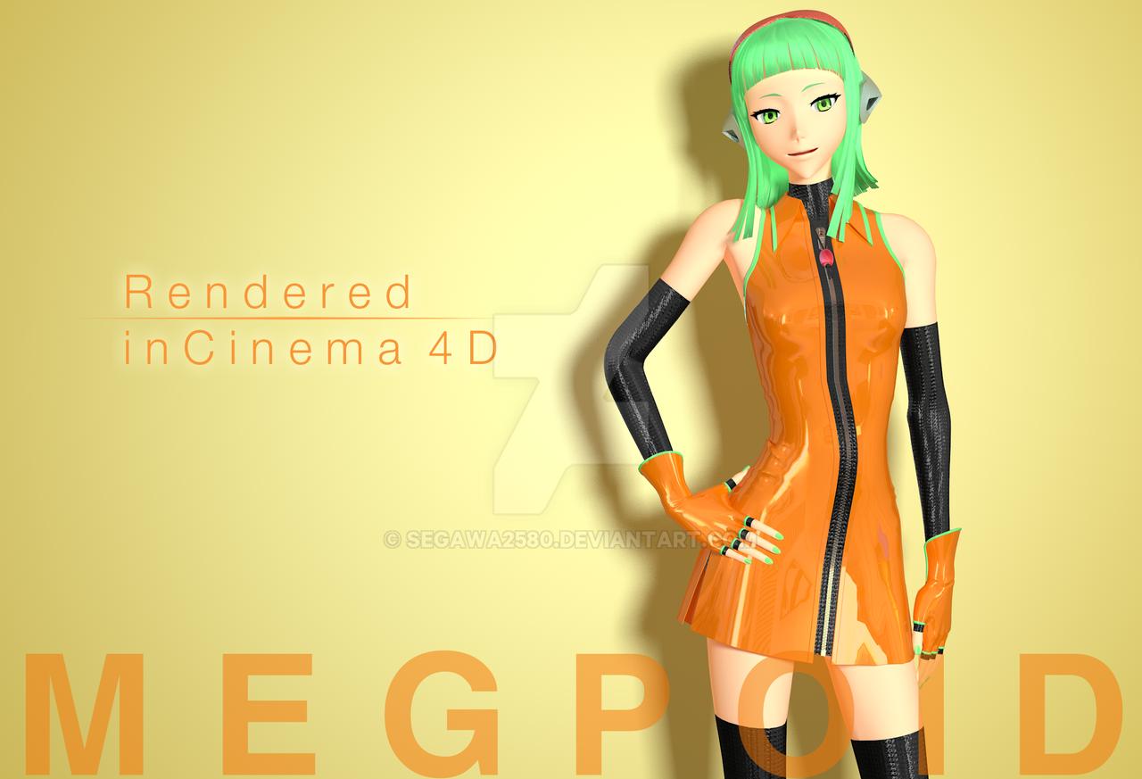 .: Megpoid :. by segawa2580