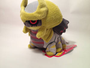 .:SOLD:. Pokemon Pokedoll Giratina