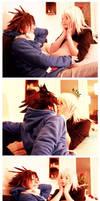 KH Mistletoe Cosplay by KashinoRei