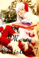 Riku - Merry Christmas by KashinoRei