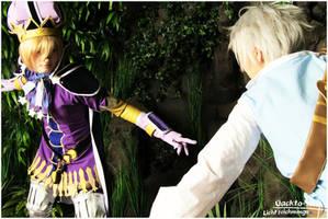 Count Waltz vs Allegretto by KashinoRei