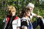 Kingdom Hearts II - Bonds