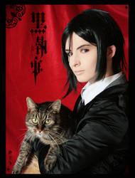 This Butler - so cat adoring