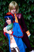 Confrontation - TTGL Cosplay by KashinoRei