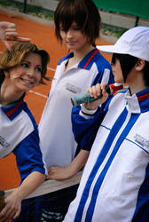 Seigaku Discussion - PoT by KashinoRei