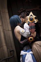 Terra and Aqua -  Romance by KashinoRei