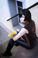 Lelouch Lamperouge - Flower by KashinoRei
