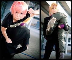 Yuki and Shindo - Let me down by KashinoRei