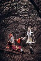 Alichino - Under the boughs by KashinoRei