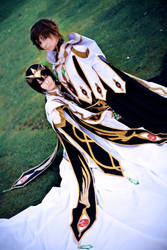 Code Geass R2 - Emperor and Knight