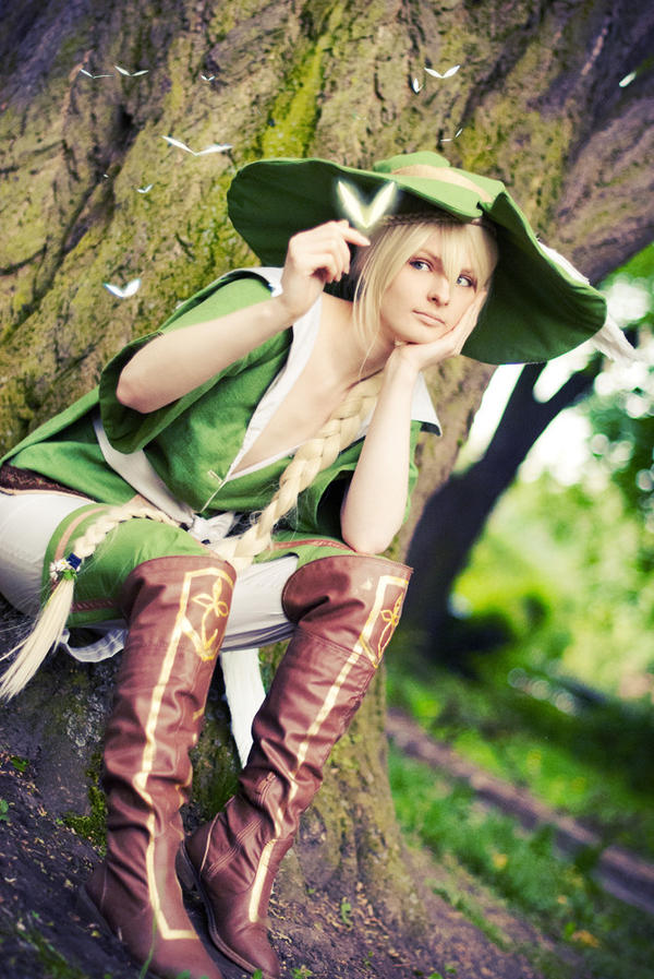 Yunan - Magi by KashinoRei