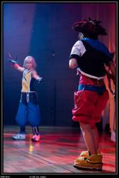 Kingdom Hearts - Fight me