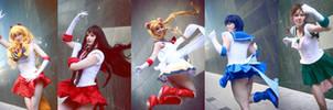 Sailor Moon - Jump