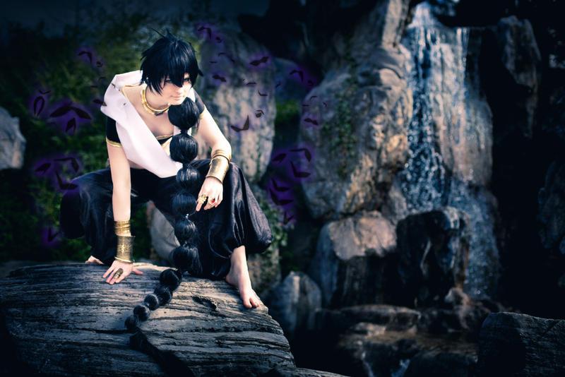 Judal - Black Rukh by KashinoRei