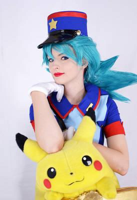 Officer Jenny - Pokemon