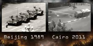revolution of EGYPT