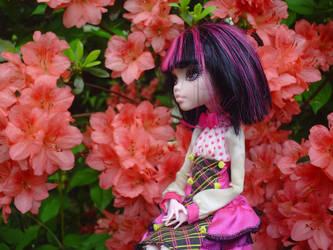 Elegant Lady by Polka-dotPanda