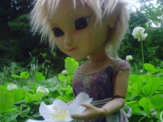 flower magic by Polka-dotPanda