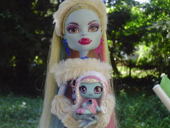 Mini Me by Polka-dotPanda