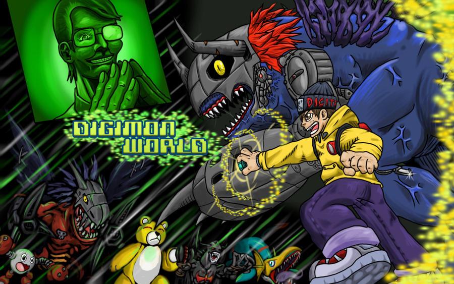 Phoenixmon Digimon World 2 Digimon world to me is still