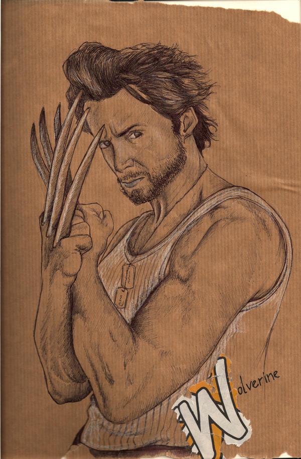I Am Wolverine by xrejectsx