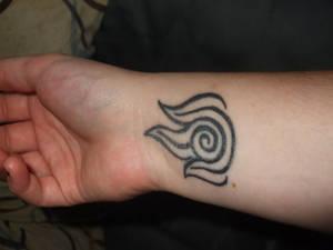 My Fire Nation tattoo
