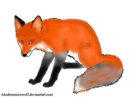 Fox finished