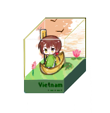 Vietnam in the box by Jenykhuong