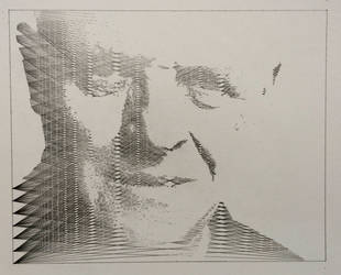 Straight Line Anthony Hopkins
