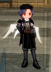 Chronicler (Royal Attire)