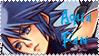 Stamp Aqua by youfie